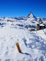 Toblerone vs The Matterhorn!