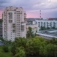 Спальные районы #spb #architecture #indastrial #sunset #quarters #komenda