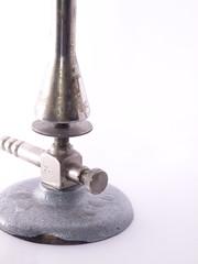 Bunsenbrenner (Kevin Schulz) Tags: feuer flamme luft chemie unterricht bunsenbrenner drehregler luftzufuhr