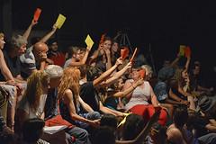 Le Grand Slam du micro de bois d'argile (villedaubagne) Tags: france festival slam culture national micro bois poesie aubagne 3e tournoi distillerie bouchesdurhone