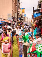 [City Market] (^^Vinz^^) Tags: city india canon eos asia bangalore asie karnataka ville inde lightroom 2470 bengaluru canoneos5dmarkiii vincentmivelaz