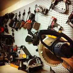 The many tools available at our Tool Library locations