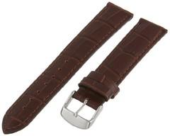 Hadley-Roma Men's MSM898RB-200 20-mm Brown Alligator Grain Leather Watch Strap Discounts (sarahalava) Tags: brown leather watch grain alligator mens strap 20mm discounts hadleyroma msm898rb200