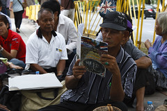20140715-Coup de Tat day 55 (โนนดินแดง)-3 (Sora_Wong69) Tags: thailand bangkok military protest farmer anti politic coupdetat martiallaw assemblyofthepoor nondindang
