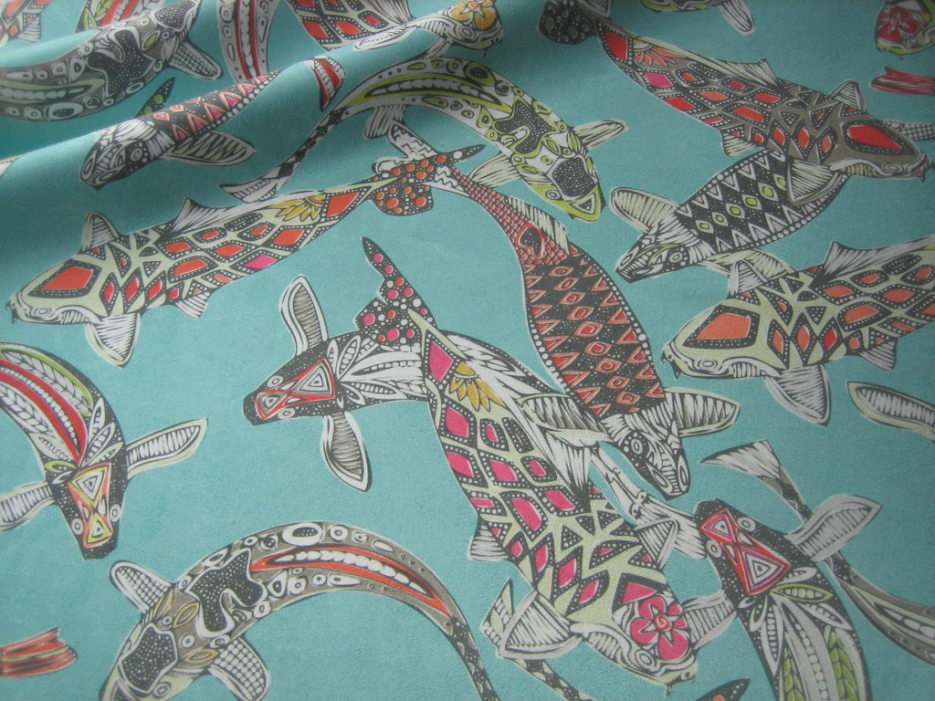 The World's newest photos of spoonflower and swimming