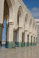 Hassan II Arches (Keith Mac Uidhir  (Thanks for 3.5m views)) Tags: morocco maroc marocco casablanca marruecos marokko moroccan marrocos fas marocko marokk     maghribi kazablanka  marako          mrk maruekos