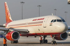 Air India A320 VT-ESL (Aiel) Tags: delhi newdelhi a320 airindia doublebogey vtesl