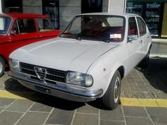 Alfa Romeo Alfasud (1974) (Autogiacomo03 (Giacomo e Massimo)) Tags: grigio alfa romeo vesuvio alfaromeo alfasud