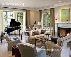 Thiết kế nội thất phòng khách tân cổ điển_017