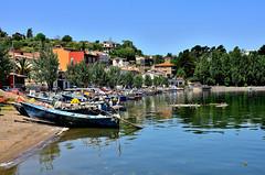 Marta_4 (Dubliner_900) Tags: tamron1750mm28 marta landscapes lake lago lagodibracciano boat barche lazio d7000 landscape nikon