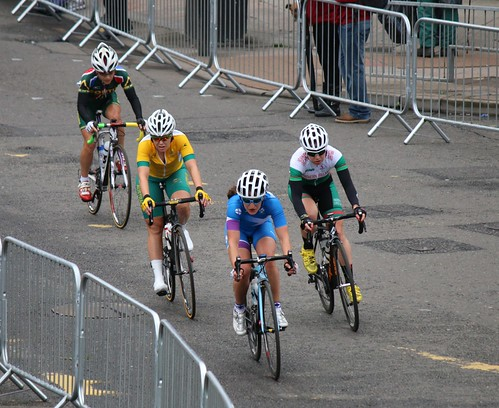 Women's Cycling Road Race - Glasgow 2014 Commonwealth Games