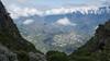 Hiking up to the mountains Piton des Neiges - View to Cilaos (Götz_) Tags: réunion france piton des neiges randonnée trekking hiking hike trek landscape view mountains cilaos
