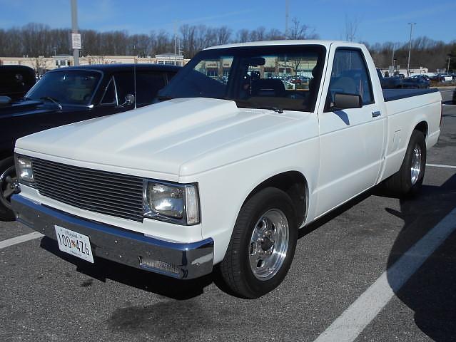 1982 chevrolet s10 pickup truck