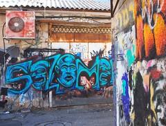 Street art Florentine - Tel Aviv (mulderlis) Tags: israel tel aviv street art graffiti florentine