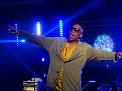 The Real Thing on stage at Pontins 2017 80s Weekender (ricohprintertech) Tags: therealthing stage rx100 sony pontins 80s concert