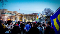 2017.02.22 ProtectTransKids Protest, Washington, DC USA 01076