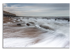 Go With The Flow (Steven Peachey) Tags: seascape sky sea beach clouds seaham chemicalbeach seahamchemicalbeach canon6d ef1740mmf4l rocks northeastcoast northeastengland coast coastline exposure manfrotto lee09gnd stevenpeachey leefilters lightroom 2017