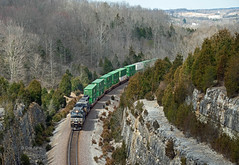NS   9623 EB Tunnel Hill IN 3/19/2017 (don_faris) Tags: