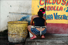 Criolla (Melchita) Tags: streetphotography street streetcolor streetphotographycolor streetscenes colorphotography urbanphotography urbanlife urbanscenes melchita santiagodecuba