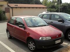 Fiat Punto 55 SX 1994 (LorenzoSSC) Tags: fiat punto 55 sx 1994