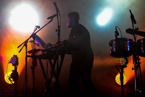 SBTRKT at Latitude Festival 2015