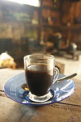 Black Coffee (endawati) Tags: coffee manggar belitung blackcoffee village beverages localwisdom boiledcoffee