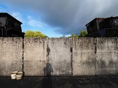 Kohlebunker (uwedietz) Tags: olympus penf mzuiko71428 rasenderroland schmalspur putbus rügen sommer 2016 august