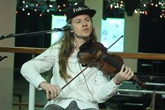Andreas Tophøj & Rune Barslund (2017) 02 - Andreas Tophøj (KM's Live Music shots) Tags: worldmusic denmark andreastophøjrunebarslund andreastophøj violin nordicmatters fridaytonic southbankcentre