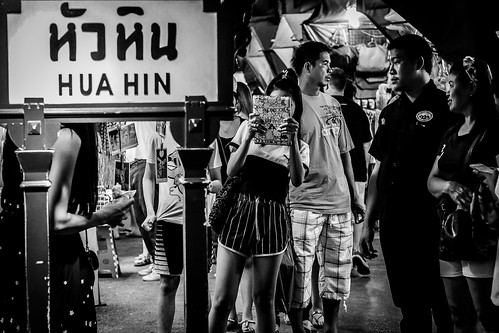 Catch You! | Hua Hin, Bangkok 2016