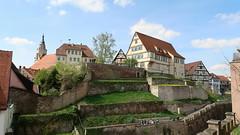 Noch eine schöne Seite von Tübingen! (tonino-11) Tags: tübingen stiftskirche mühlstrase