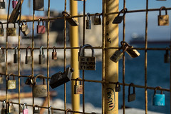 love - amore (58lilu58) Tags: love amore sempre always napoli naples lucchetto padlock