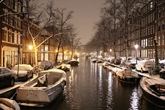 The magical Lijnbaansgracht in the winter (B℮n) Tags: amsterdam snow covered bikes bycicles holland netherlands canals winter cold wester church jordaan street anne frank house dutch people scooter gezellig cafés snowy snowfall atmosphere colorful windows walk walking bike cozy boat light rembrandt corner water canal weather cool sunset file celcius mokum pakhuis grachtengordel unesco world heritage sled sleding slee seagull nowandthen meeuw seagulls meeuwen bycicle 1°c sun shadows sneeuw brug slippery glad night flakes evening handheld lijnbaangracht 100faves topf100
