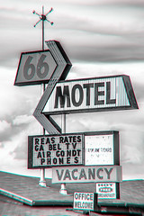 Holbrook (Thomas Hawk) Tags: 66motel arizona holbrook route66 rte66 usa unitedstates unitedstatesofamerica motel neon fav10 fav25 fav50