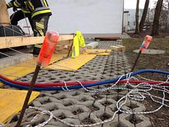 IMG_4097 (Feuerwehr Weblog) Tags: tiefbauunfälle ausbildung feuerwehr technicalrescue technischerettung heavyrescuegermany trenchrescue technische hilfeleistung thl