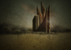 Apocalyptic Future (Eloise Perry) Tags: eloise perry apocalypse future dystopia landscape graphic grungy gritty texture scifi