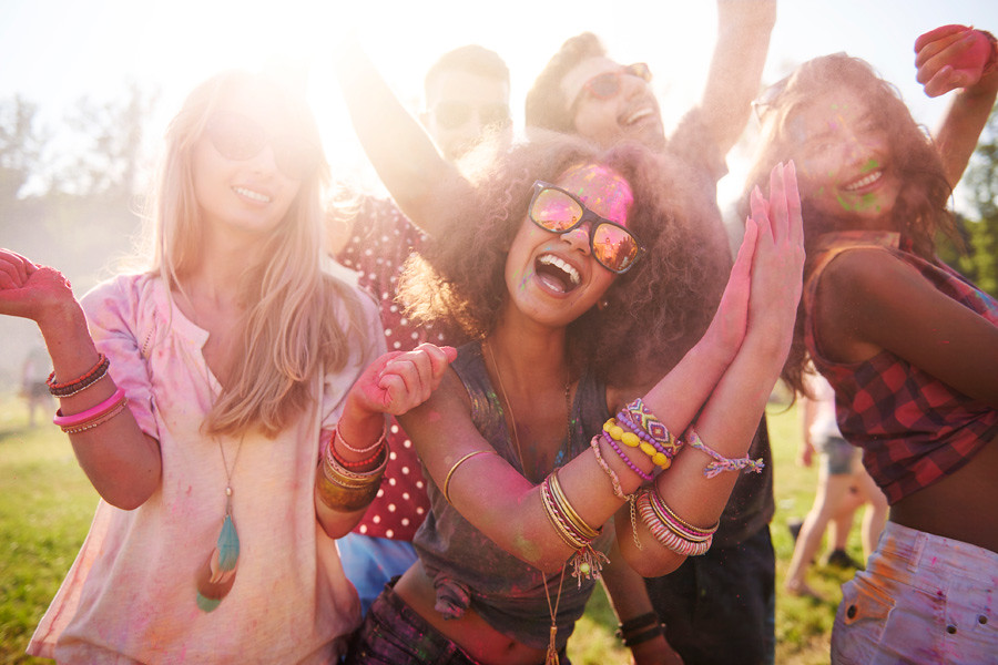 Music festivals are a coming of age experience for music lovers