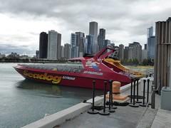 Chicago, Navy Pier, Seadog Boat Excursion (Mary Warren (8.2+ Million Views)) Tags: chicago navypier architecture lakemichigan urban skyline skyscrapers seadog boat tourism