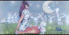 Bunnies Dreams (Its.me Lanna) Tags: breathe collabor88 deaddollz minahair mishmish theliaisoncollaborative tréschicvenue yourdreams decor events fashion itsmelanna