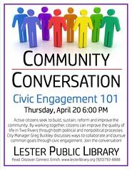 Civic Engagement 101
