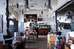 Posse Vintage Restaurant Caffè Rotterdam (Un tocco di zenzero) Tags: rotterdam myrotterdam visitholland visitrotterdam hotelnewyorkrotterdam possevintagerestaurantbar