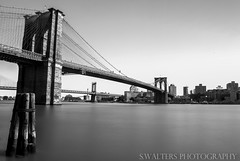 Brooklyn Bridge (sidrog28) Tags: bridge river sea water new york newyork usa us brooklyn long exposure photography nikon
