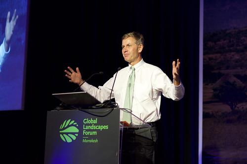 Erik Solheim. Executive Director, UNEP
