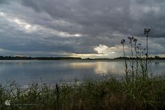 Maasholm Sunset (gerhard.wolff2016) Tags: abend himmel maasholm ostsee schlei sonnenuntergang sunset wasser wolken balticsea grau wormshöfternoor noor clouds