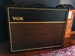 Foxy Voxy (Pennan_Brae) Tags: guitaramps music voxamplifier musicphotography recordingsession recordingstudio guitaramplifier amp voxamp guitaramp recording musicstudio vox amplifier