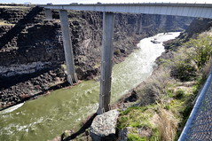 Hansen Bridge over the Snake River Canyon (Great Salt Lake Images) Tags: hansenbridge snakeriver twinfalls idaho