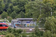 Klee x Sior (Herbalizer) Tags: klee sior graffiti vienna wien austria österreich wall wand line wiener linie trackside station