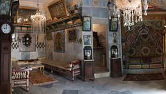 Dar Essid, intérieur bourgeois tunisien (XVIII-XIXe) (Pascale Jaquet & Olivier Noaillon) Tags: intérieur décoration panorama maison sousse gouvernoratdesousse tunisie tn