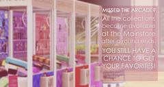 Doll Machines (Ashleey Andrew) Tags: garbaggio dolls second life secondlife sl virtual world original mesh toys gacha