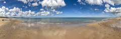 Wide sea (GaboUruguay) Tags: playa solís maldonado uruguay piriapolis costa coast ocean mar oceano turismo travel viaje viajar travelling visit rock roca beach nature sky cielo clouds nubes pano panoramica water iphone panorama iphone7 iphone7plus