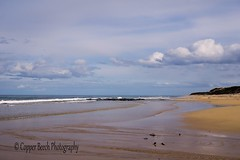 April 2017 (Copperhobnob) Tags: 2017 aberdeenshire april beach boys easter pad stcombs coast sand sea waves